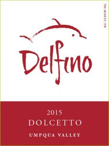 dolcetto wine label